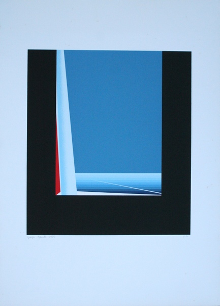 0035 Giorgio Ramella, 1974, litografia pa