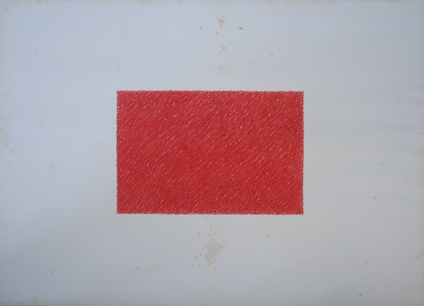 0037 Angelo Scano, 1977, pastelli su carta