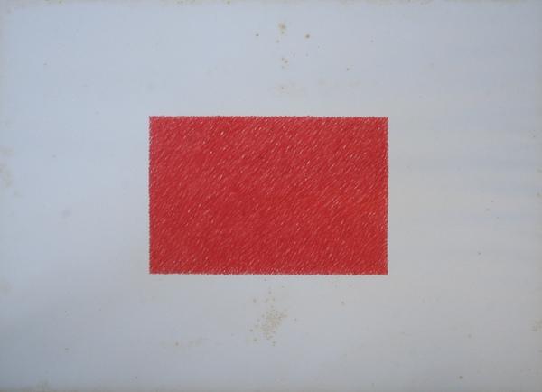 0037 Angelo Scano, 1977, pastelli su carta