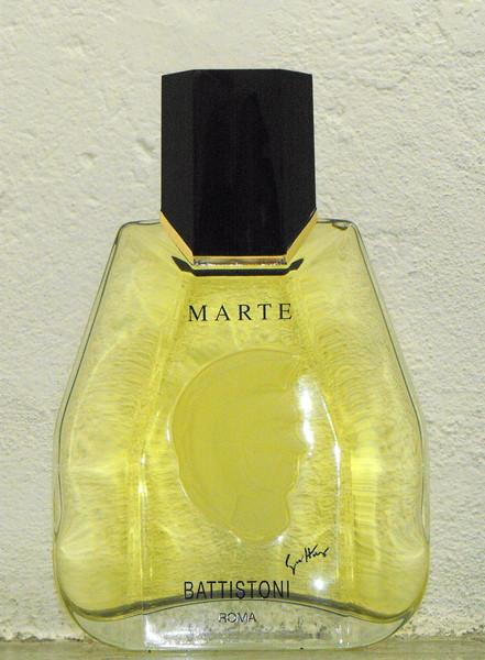 0058 Renato Guttuso, Marte, 1987, vetro