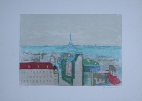 0135 Giuseppe Gagliardi, litografia pda