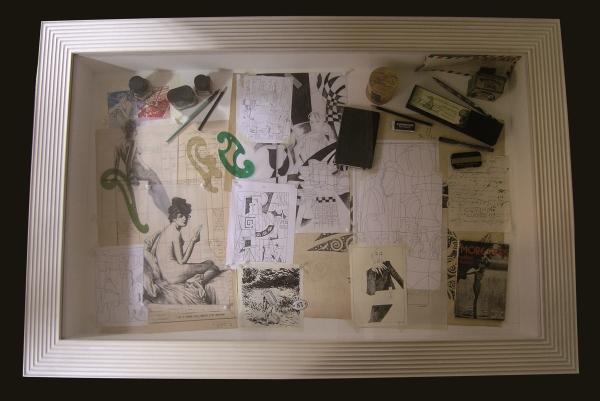 Augusto Vignali, Scatola magica, 2008, installazione