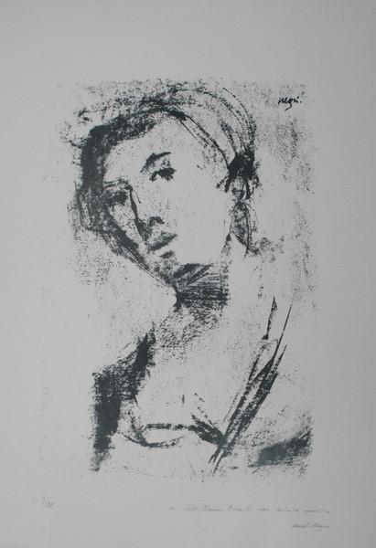 Nando Negri, litografia 9-30