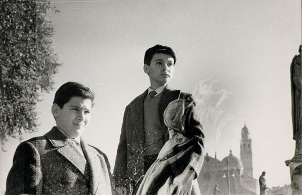 Tono Zancanaro, anni Cinquanta, fotografia
