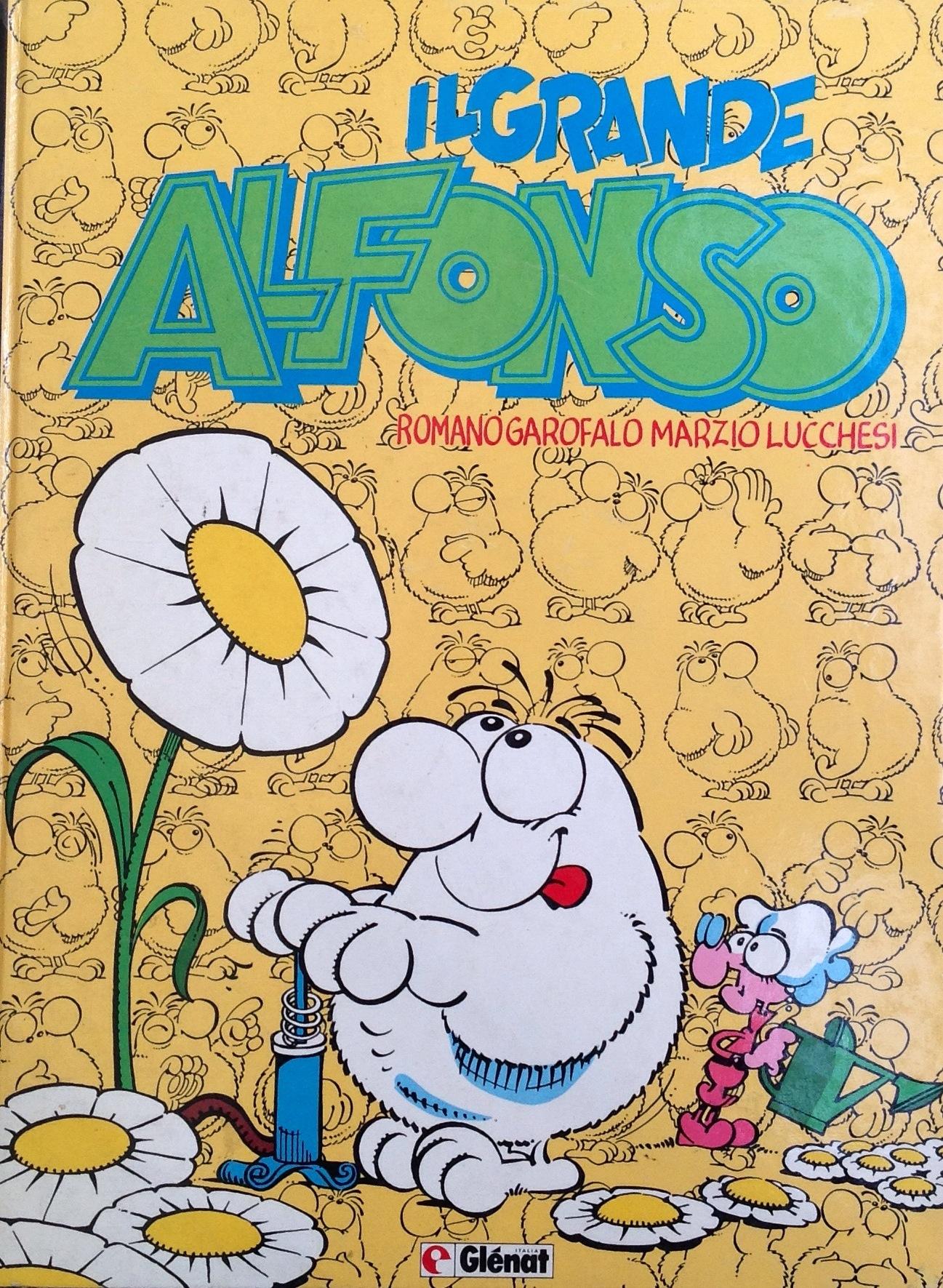 Libro Il Grande Alfonso Milano 1990