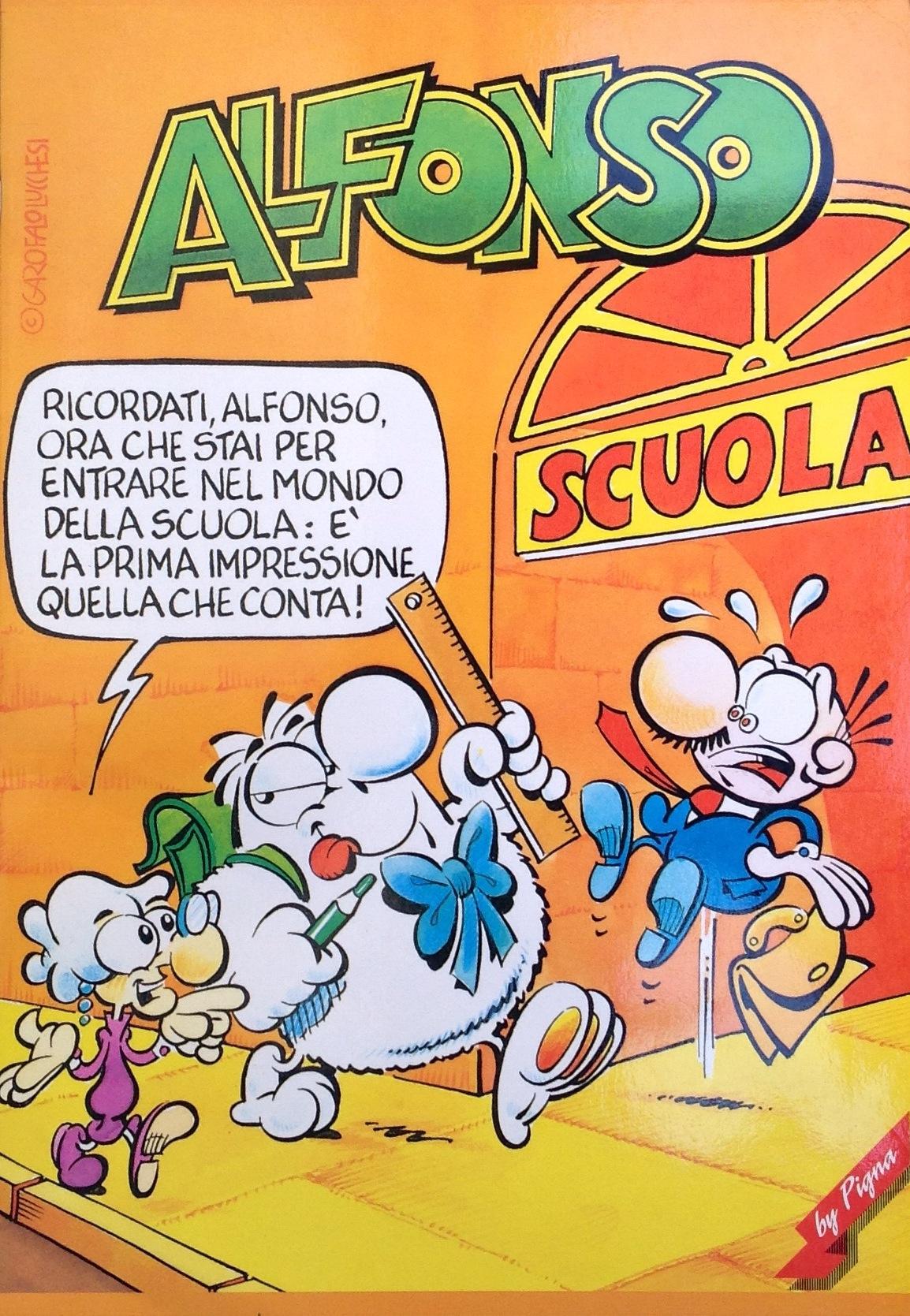 Quaderno Alfonso 298x208 cm
